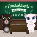 Tom And Angela School Quiz